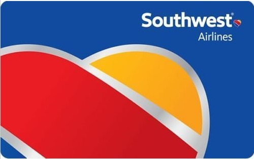 8% Off Southwest Gift Cards Plus 5x UR Points